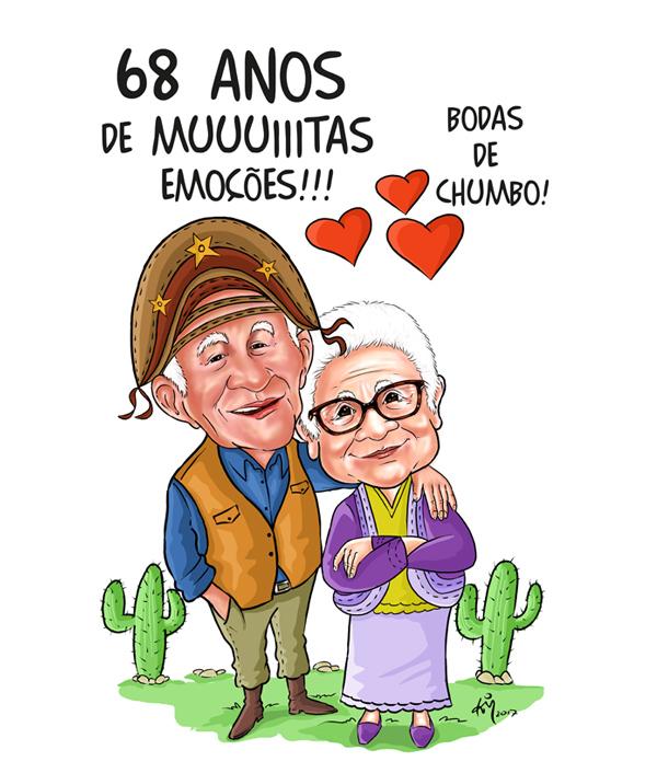 caricatura_casal_68anos_menor