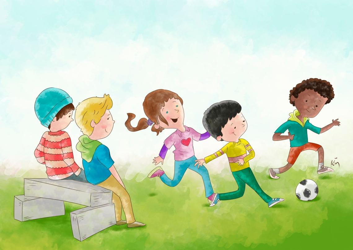 Ilustra_Crianças_Siria