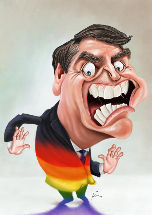 Caricatura_Bolsonaro